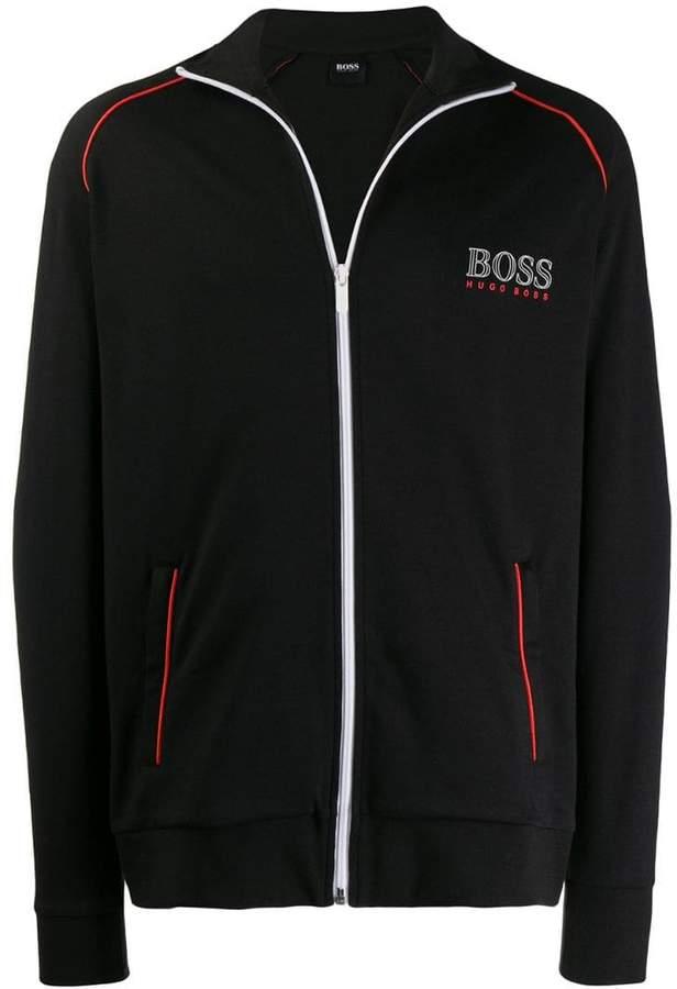 a23d12f67 Hugo Boss Mens Front Zip - ShopStyle