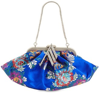 ATTICO Mini Flower Jacquard Doctor Bag