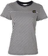 RED Valentino striped T-shirt