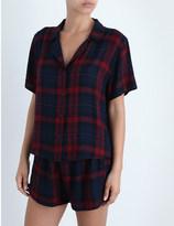 Rails Hunter flannel pyjama set