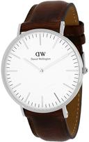 Daniel Wellington Classic St Mawes Collection 0207DW Men's Analog Watch