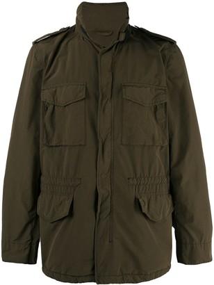 Aspesi High Collar Military Jacket