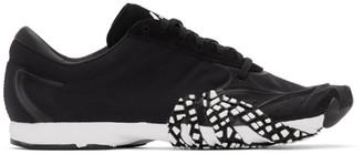 Y-3 Black Rehito Sneakers