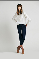 Free People Womens TUX JEAN LEGGING
