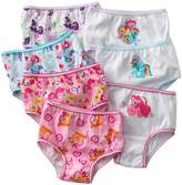Hasbro My Little Pony 7-pk. Brief - Toddler Girl