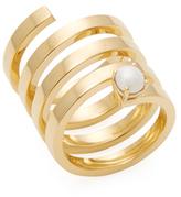 Jennifer Zeuner Jewelry Miranda Pearl Ring