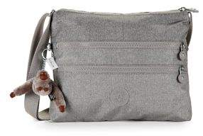 Kipling Alvar Metallic Crossbody Bag