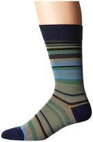 Etro Mini Striped Socks Men's Crew Cut Socks Shoes