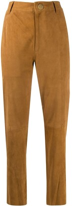 Forte Forte Cropped Leg Trousers