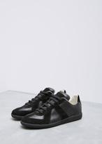 Maison Margiela black / black replica sneaker