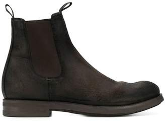 Officine Creative distressed Chelsea boots