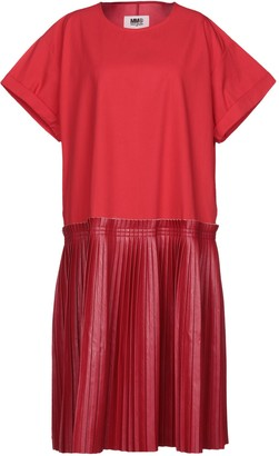 MM6 MAISON MARGIELA Knee-length dresses