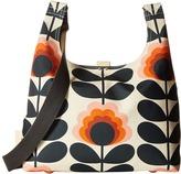 Orla Kiely Summer Flower Stem Midi Sling Bag Handbags