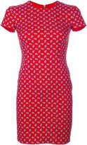 Versus geometric print dress