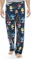 Asstd National Brand M&M's Microfleece Pajama Pants