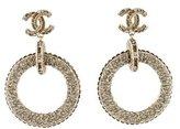 Chanel 2016 CC Clip-On Earrings