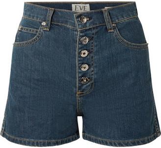 Eve Denim Leo Denim Shorts - Blue
