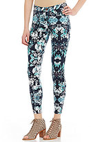 Hue Bouquet Essential Denim Leggings