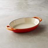 Le Creuset Cast-Iron Oval Baker