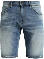 Tom Tailor Denim Denim Shorts Destroyed Light Stone Wash