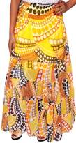 Maple Clothing Womens Printed Indian Long Skirts Maxi Length India Summer Apparel