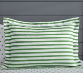 Pottery Barn Kids Organic Breton Stripe Duvet Cover