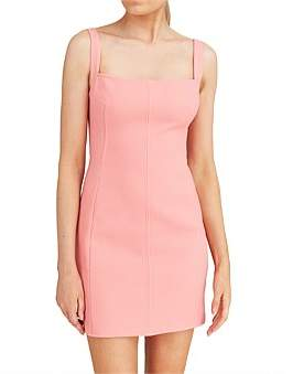 C/Meo Collective Collective Consumed Sleeveless Mini Dress