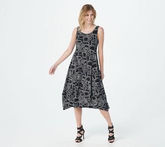 Truth + Style Knit Sleeveless Dress