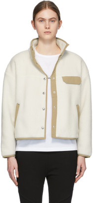 The North Face Off-White Cragmont Jacket