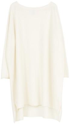 Arela Eelia Cashmere Tunic In White