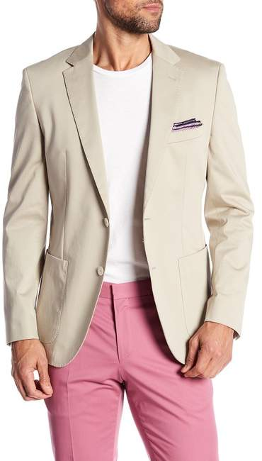 BOSS Janson Two Button Notch Lapel Sport Coat