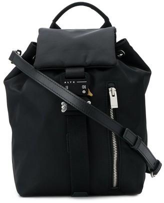 Alyx Rollercoaster buckle backpack
