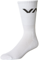RVCA Va Sport Sock 5 Pack White