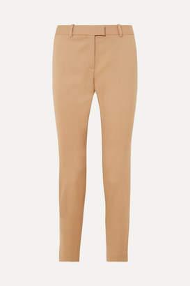 Altuzarra Henri Wool-blend Slim-leg Pants - Beige
