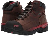 Timberland 6 Bosshog Composite Safety Toe Waterproof (Brown 1) Men's Shoes