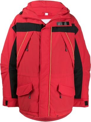 Napapijri Oversized Padded Jacket