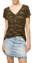 Sanctuary Women's Camo Tee
