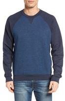 Tailor Vintage Men's Raglan Crewneck Sweatshirt