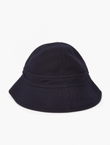 Comme Des Garcons Shirt Navy Polyester Bucket Hat