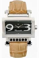 Façonnable Women's Quartz Watch with Black Dial Analogue Display Quartz Beige Fdrsc