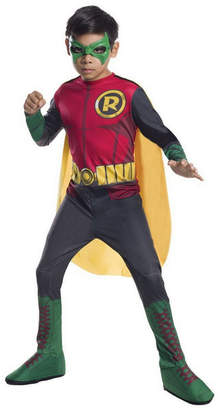 BuySeasons Big Boy Dc Comics Robin Photo Real Costume