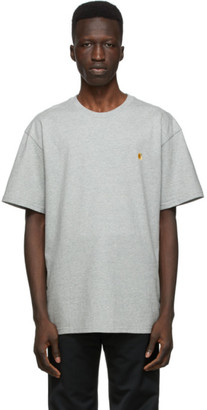 Carhartt Work In Progress Grey Chase T-Shirt