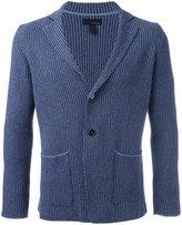 Lardini houndstooth pattern blazer - men - Cotton - S