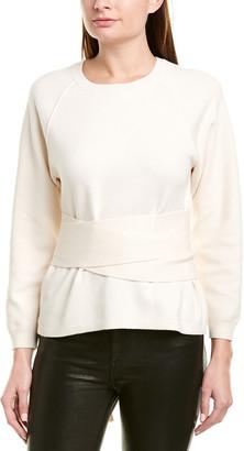 BA&SH Hanna Cashmere-Blend Sweater
