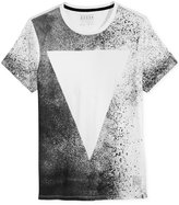 GUESS Men's Triangle Graphic-Print T-Shirt