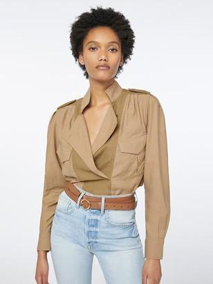 Frame Safari Pocket Long Sleeve