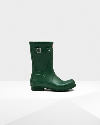 Hunter Men's Original Short Rain Boots