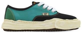 Miharayasuhiro Original Sole Overdyed Lowcut Sneakers
