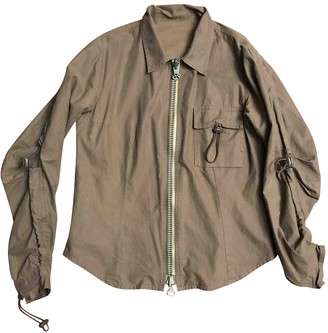 MHI Green Cotton Jackets