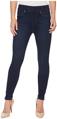 Liverpool Farrah High-Waist Pull-On Ankle in Silky Soft Denim in Griffith Super Dark (Griffith Super Dark) Women's Jeans